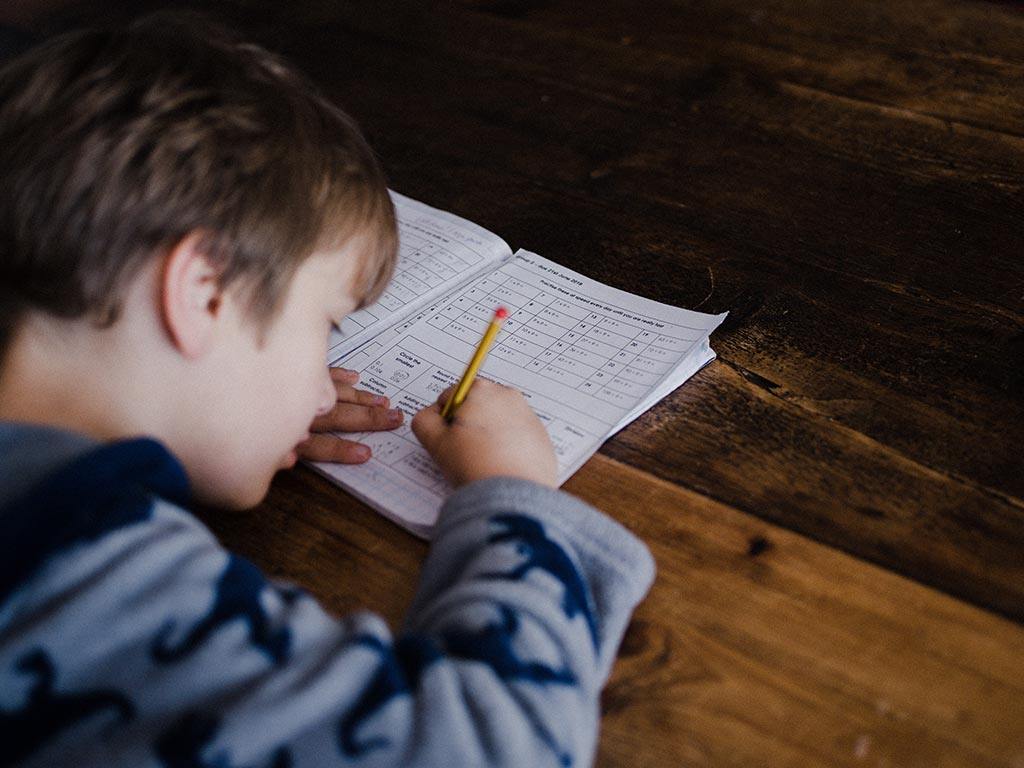 Mary Britt Hamilton Explains How to Encourage at Home Learning for Children Under Six